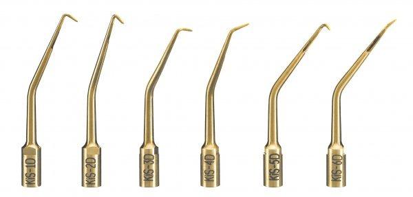 Ultrasonic instruments