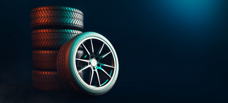 tires-5-lines-on-a-black-background_3741