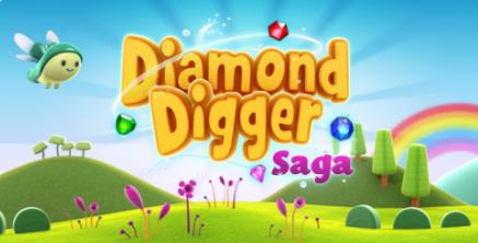 diamond digger saga logo