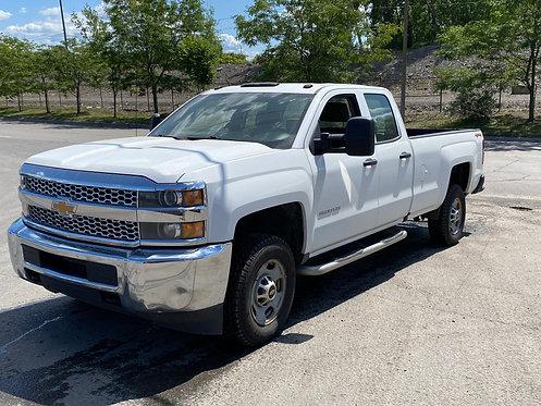 2019 Chevrolet Silverado HD Pick-Up Truck