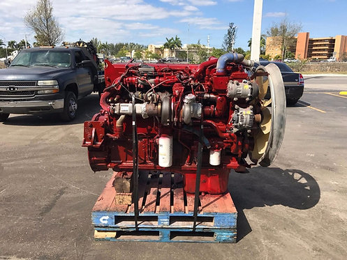 2012 CUMMINS ISX ENGINE
