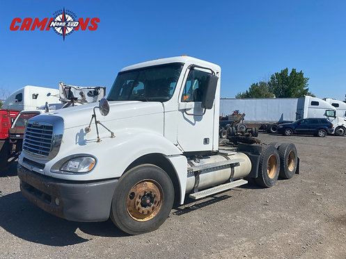 2007 FREIGHTLINER COLUMBIA 120 DAY CAB TRUCK TRACTOR