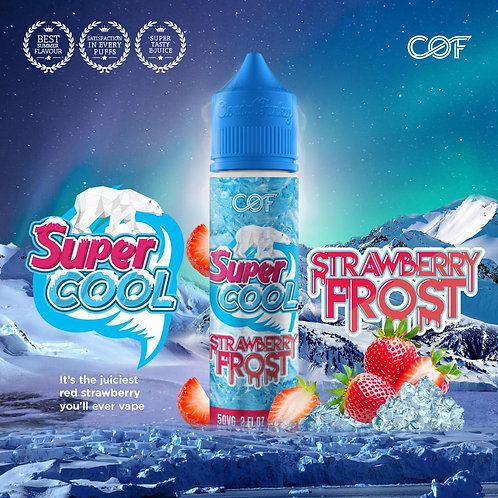 Strawberry Frost