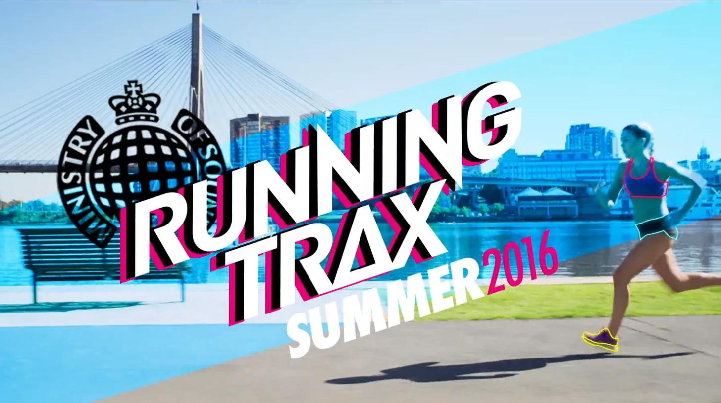 RUNNING TRAX SUMMER 2016