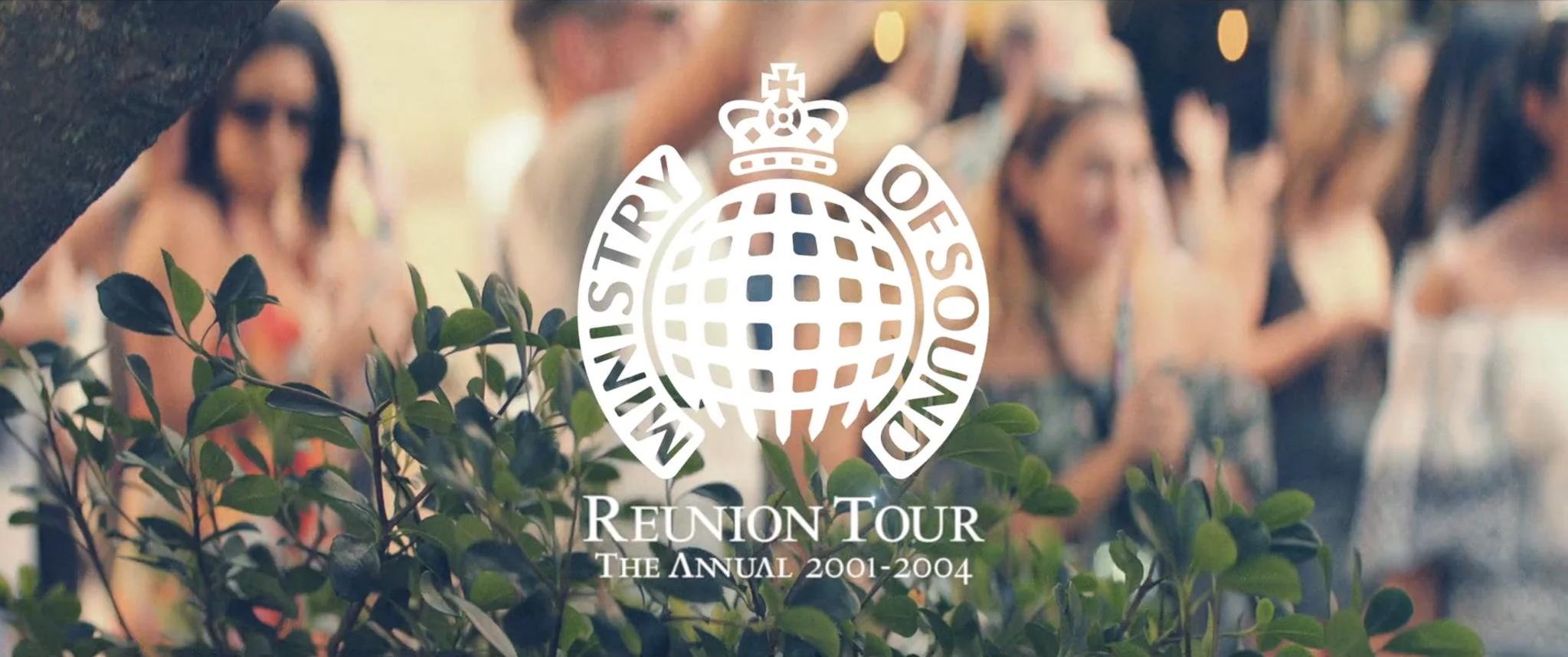 REUNION TOUR 01-04