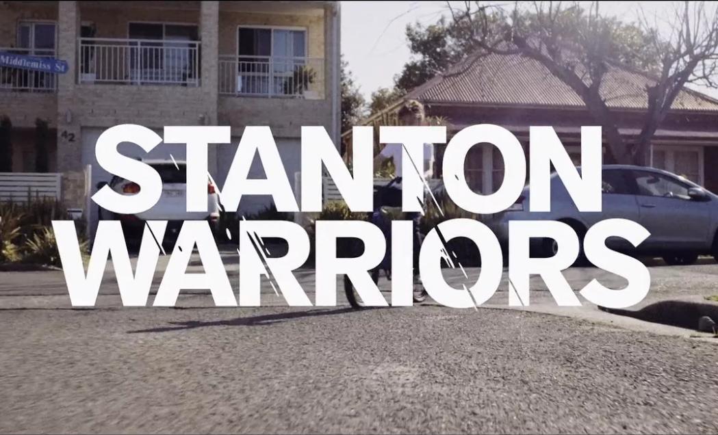 MUSIC VIDEO STANTON WARRIORS THE ONE