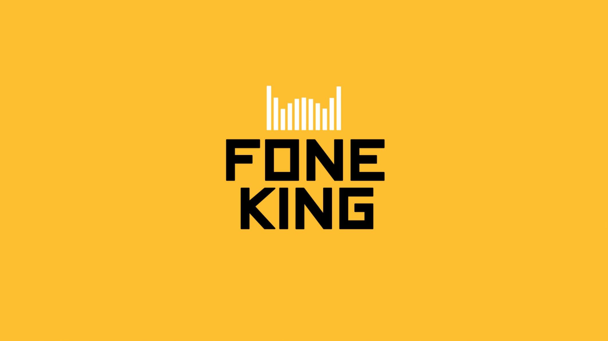 FONE KING MARDI GRAS PROMO