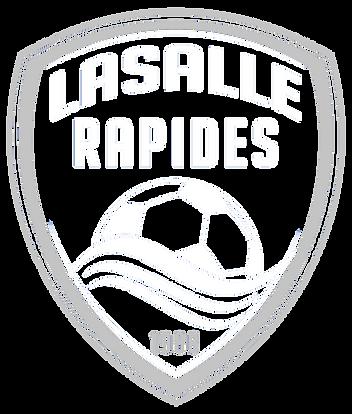 LaSalle Rapides Soccer Crest Final_BW.pn