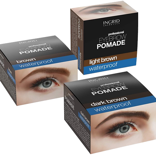 Waterproof Eyebrow Powder Pomade