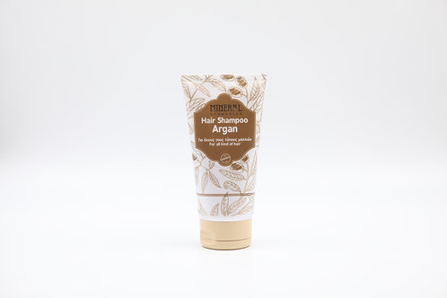 Shampoo argan by Mineral Cosmetics