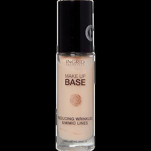 Make-up base Reducing Wrinkles & Mimic Lines