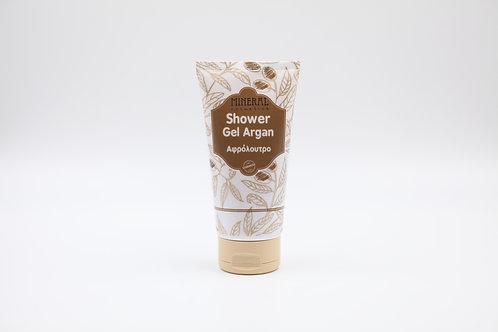 Shower Gel argan by Mineral Cosmetics