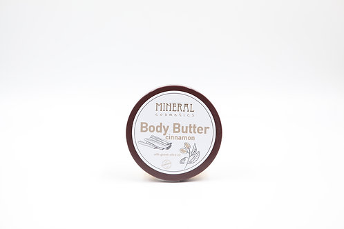 Body Butter cinnamon by Mineral Cosmetics