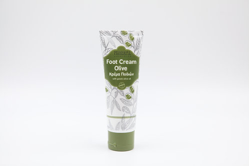 Foot Cream olive by Mineral Cosmetics