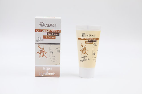 Antiage face and eye cream by Mineral Cosmetics 1+1 δώρο