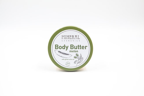 Body Butter melon by Mineral Cosmetics