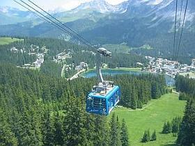 Weisshornbahn