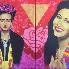 Frida x Selena