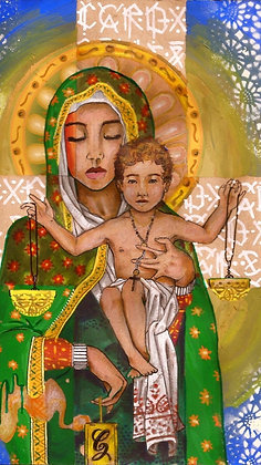 Nuestra Virgen