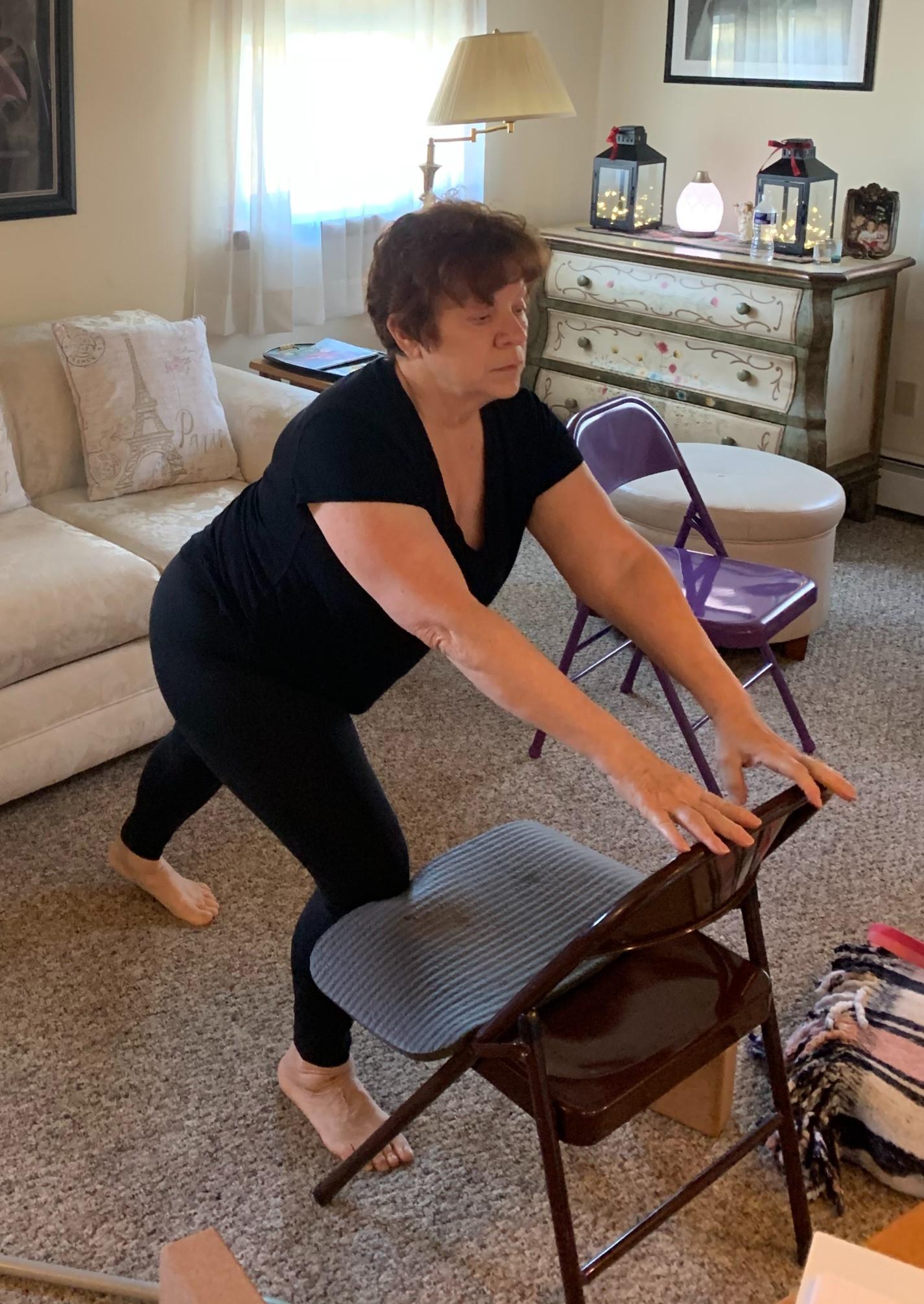 Chair Yoga Monday 6PM