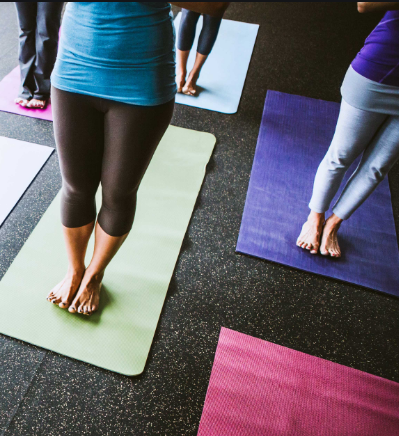 Wednesday Yoga for Everyone 6:00pm