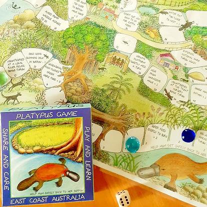Platypus game, Yungaburra, Queensland, Australia.jpg