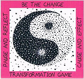 Latest Be the change game. communication starter self care self love transformation game.j