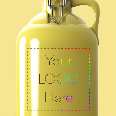 Your Logo in Single or Full Color