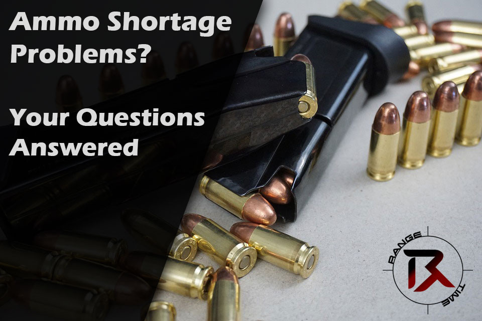 Why Is There An Ammo Shortage?