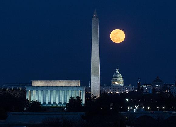 Washington Worm Moon