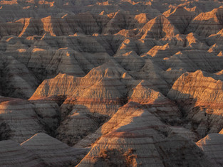 Mornings in the Badlands