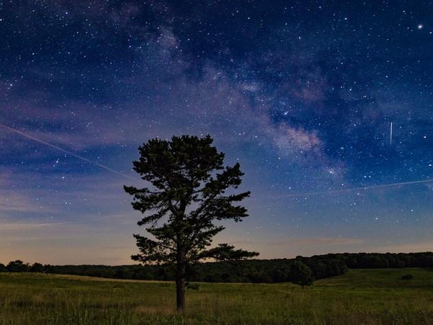Big Meadows Meteor