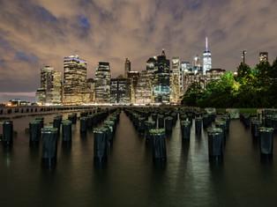 Manhattan Dusk