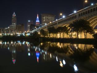 Cleveland Midnight Light