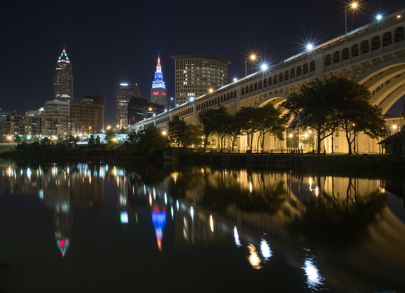 Cleveland Midnight Light