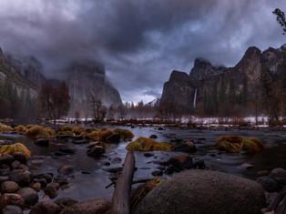 Moody Yosemite