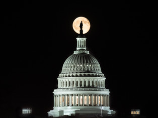 Capitol Moon Silhouette