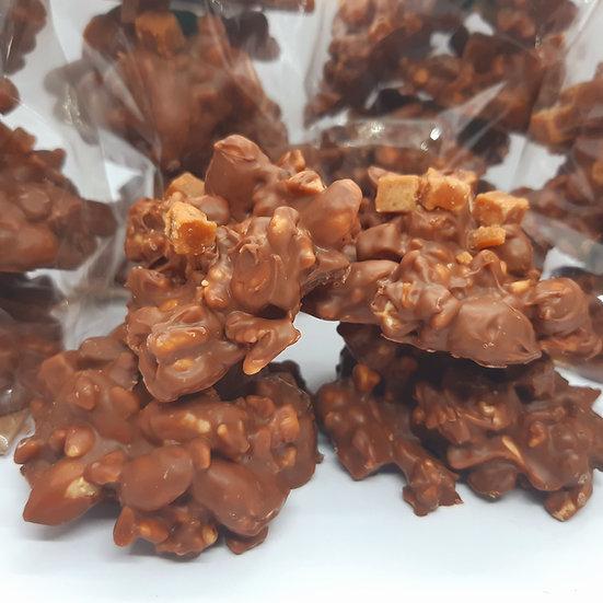 Fudge & Honeycomb Rochers