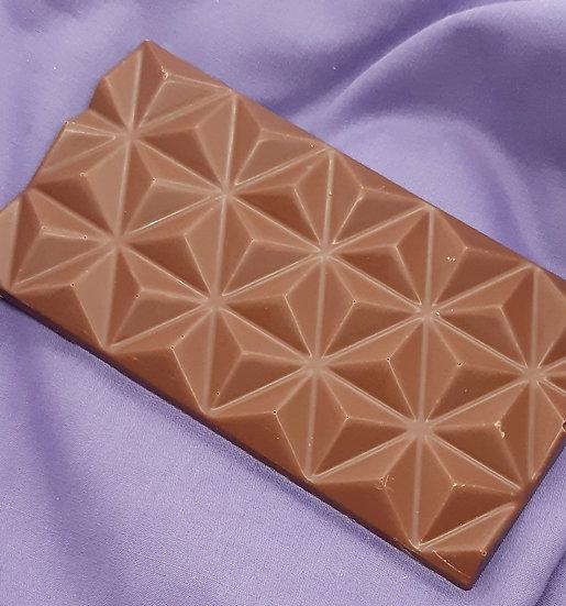 Milk Chocolate Pyramid Bar