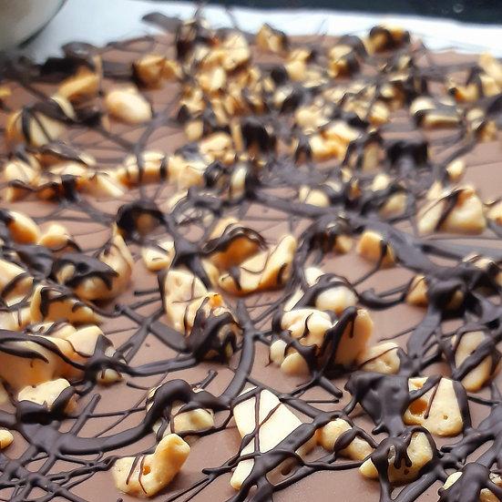 Honeycomb Chunky Milk Chocolate Slab