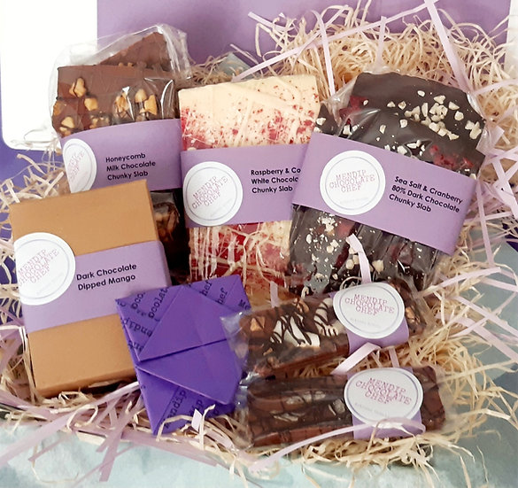 All About Chocolate Gift Box