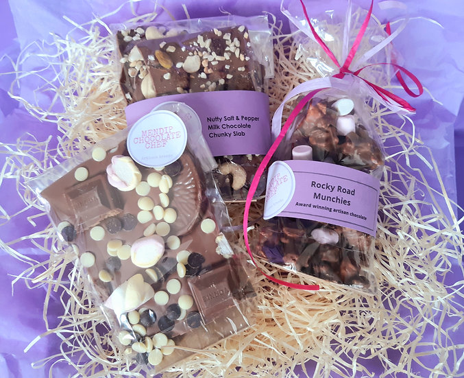 Chunky Treats Father's Day Gift Pack