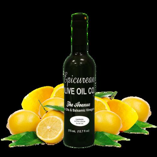 Lemon Extra Virgin Olive Oil Epicurean Olive Oil