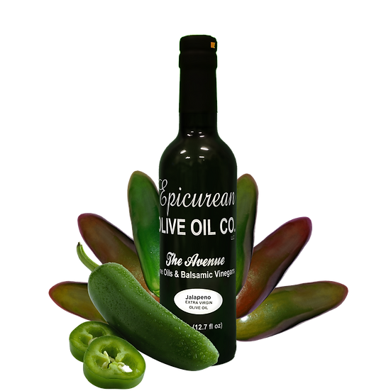 Jalapeño Extra Virgin Olive Oil