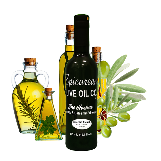 Spanish Picual Extra Virgin Olive Oil