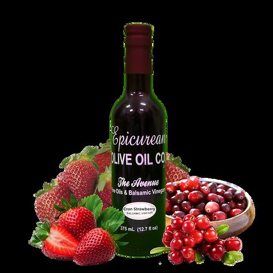 Cranberry Strawberry Balsamic Vinegar