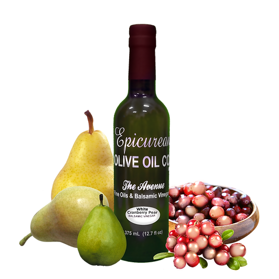 White Cranberry-Pear Balsamic Vinegar