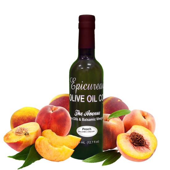 Peach Balsamic Vinegar