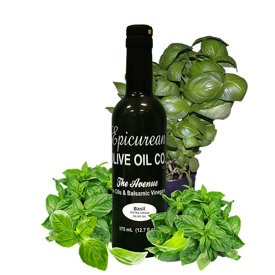 Basil Extra Virgin Olive Oil