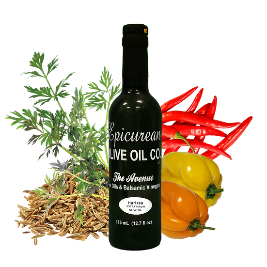 Harissa Extra Virgin Olive Oil